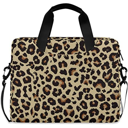 Laptop Covers Beautiful Leopard Print Design Laptop Hard Case Multi-Color /& Size Choices/10//12//13//15//17 Inch Computer Tablet Briefcase Carrying Bag