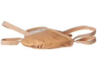 Bloch Eclipse Leather (Nude) Women