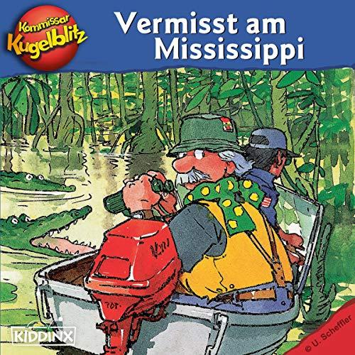Vermisst am Mississippi Titelbild
