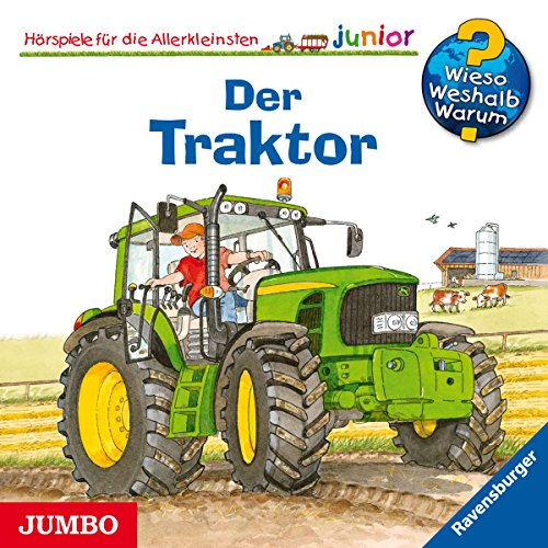 Der Traktor Titelbild