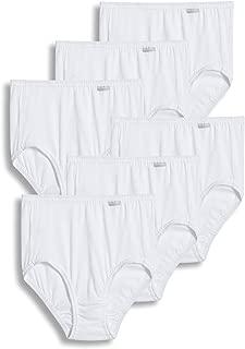Women's Underwear Plus Size Elance Brief - 6 Pack