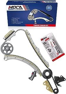 MOCA Timing Chain Kit Compatible with 2003-2007 Honda Accord & 2002-2009 Honda CR-V & 2003-2011 Honda Element 2.4L L4 DOHC K24A4 K24A1