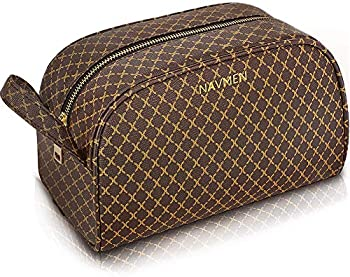 Large Travel Cosmetic Organizer Toiletry Portable Makeup Bag
