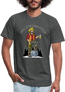 Sconsinwear Got a Little Wisco in You? Men's Jersey T-Shirt
