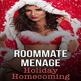 Roommate Menage audiobook cover art