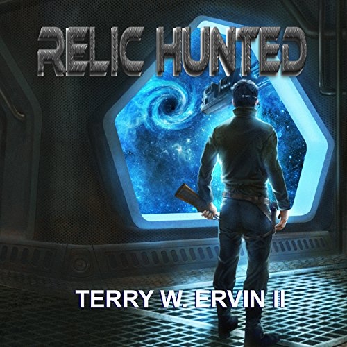 Relic Hunted audiobook cover art