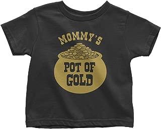 Mixtbrand Little Boys' Mommy's Pot of Gold Toddler T-Shirt