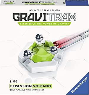 Ravensburger Gravitrax Volcano Accessory – Marble Run & STEM Toy For Boys &..