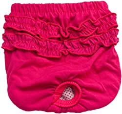 Howstar Dog Cat Physiological Shorts, Pet Dog Panty Doggie Diapers Pants Sanitary Pants Underwear for Pet Puppy