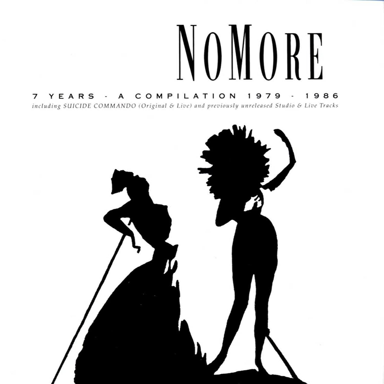 No More - 7 Years (A Compilation 1979 -1986)