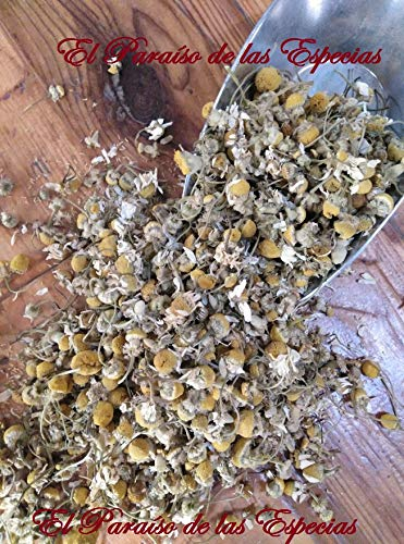 Manzanilla Dulce en Flor 1000 gr - Manzanilla Infusión 1kg - Camomila …