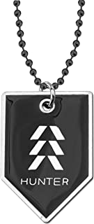 BAUNA Game Fans Gift Hunter Warlock Titan Pendant Necklace for Couple BFF Video Gamers Jewelry for Women Man
