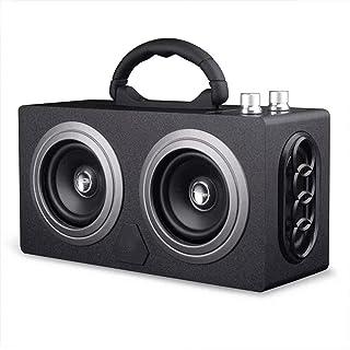 $219 » HOADIE Bluetooth Speaker, 10W High Volume Portable Bluetooth Speakers Microphone Input Wireless Bluetooth Suitable Partie...