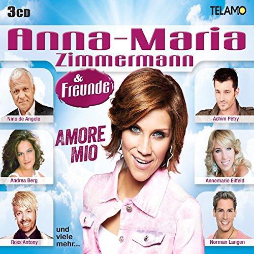 Anna-Maria Zimmermann & Freunde-Amore Mio