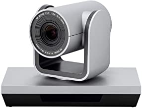 Monoprice PTZ Conference Room USB Camera, 3X Optical Zoom, Pan and Tilt with Remote, 1080p - WorkstreamCollection (135520)