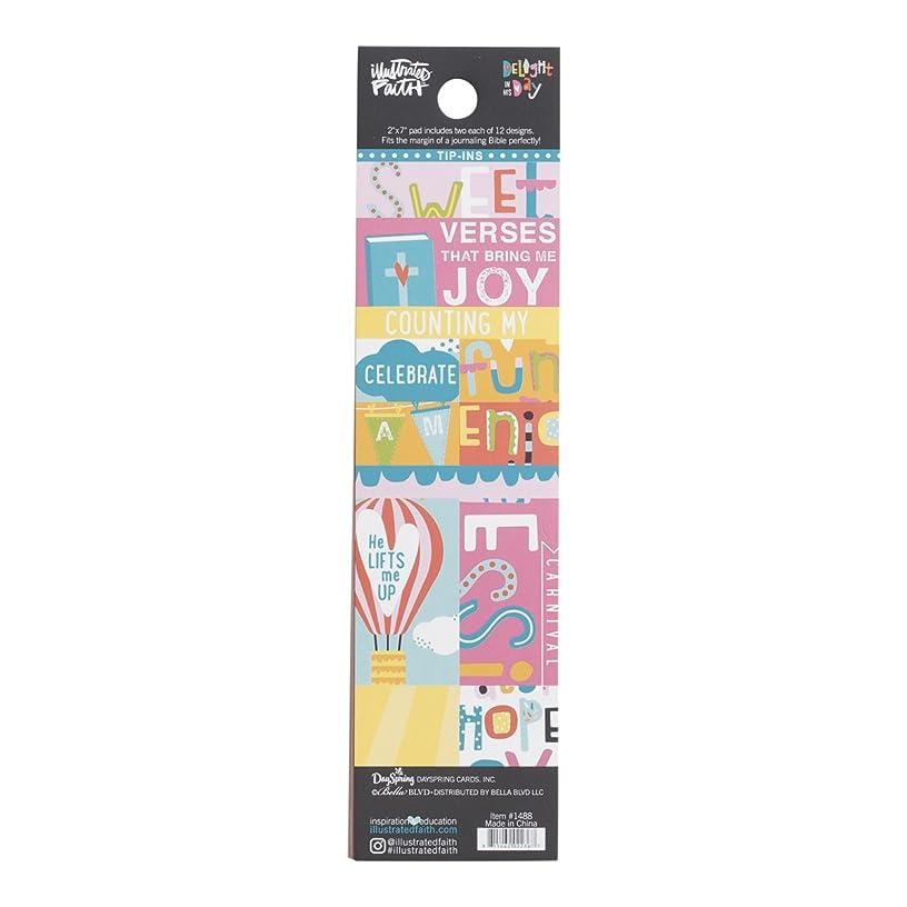 Illustrated Faith - Fashion Bookmarks - Sweet