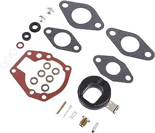 13pcs Carburetor Repair Carb Kit Fit for Johnson Evinrude 4-15HP 398453 Suuonee Carburetor Repair Kit