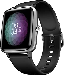 Noise ColorFit Pro 2 Full Touch Control Smart Watch with 35g Weight & Upgraded LCD Display,IP68 Waterproof,Heart Rate Moni...