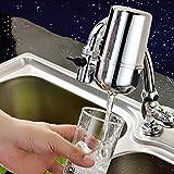 MOQJ Cocina Que Bebe el purificador de Agua del Grifo Filtro de Agua del Grifo Cartucho de Filtro Universal de ósmosis inversa, A