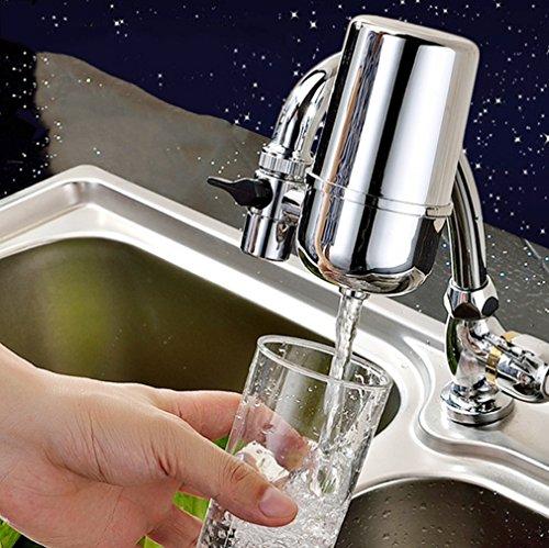 MOQJ Cocina Que Bebe purificador Agua Grifo Filtro