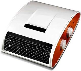 Calentador eléctrico, Mini radiador portátil de Uso doméstico Caliente y frío del Calor de la calefacción de Doble Uso frío y frío (220V, 2000W)