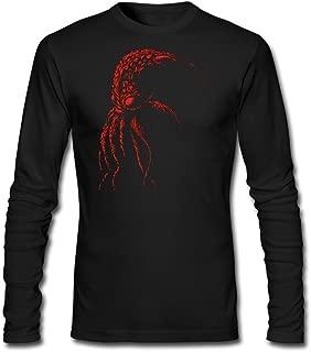 Leslie Man Love Cthulhu The Call Of Cthulhu Mythos T Shirt Long Sleeve