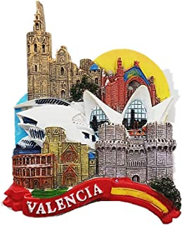 spain fridge magnet