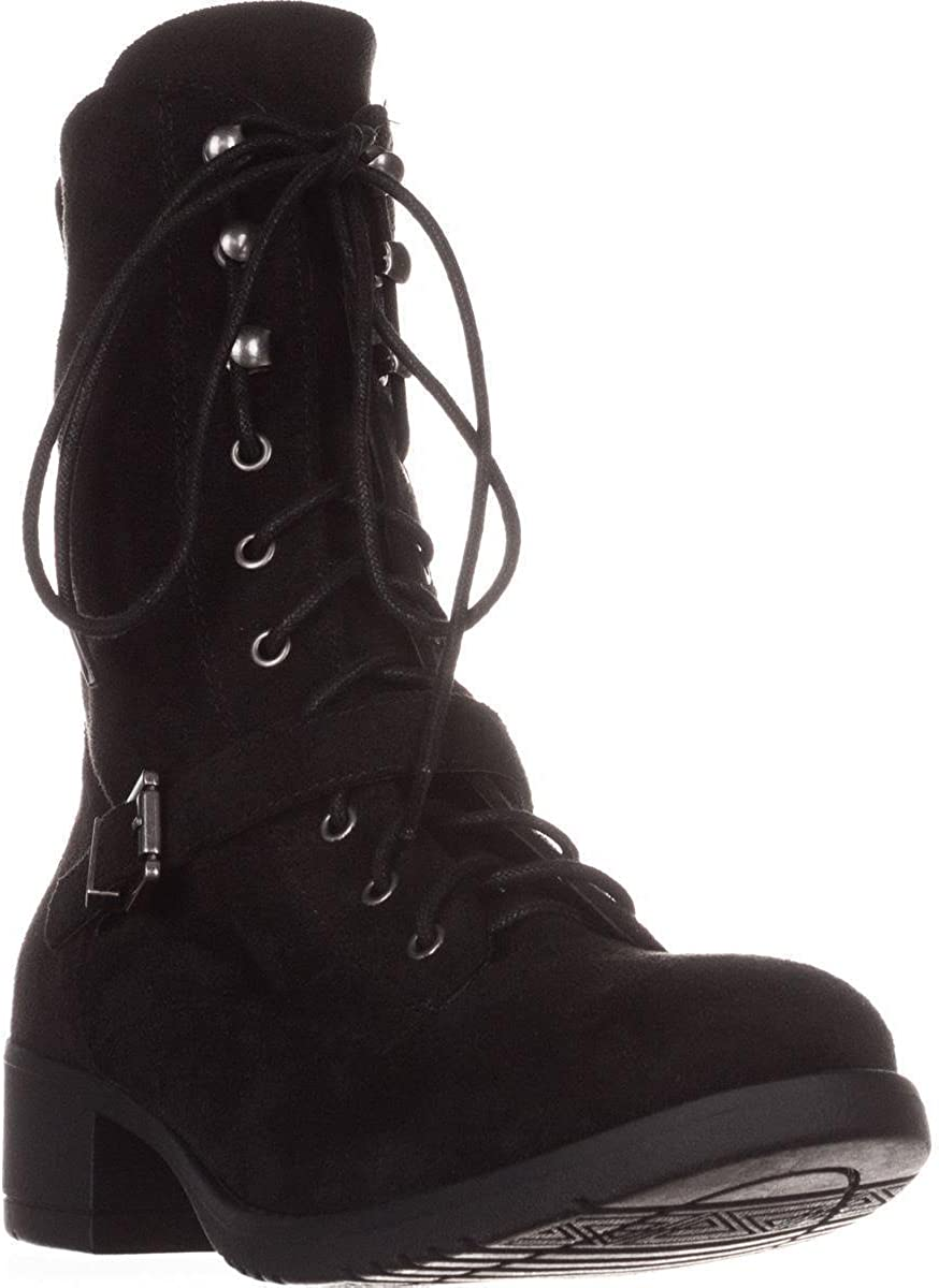 American Rag Womens Reighn Almond Toe Ankle Fashion Boot
