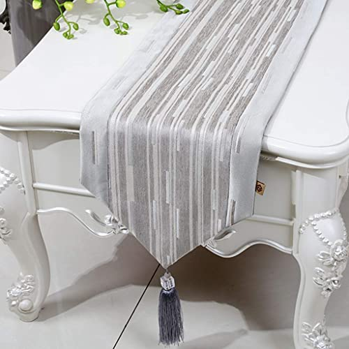 venta con alto descuento XSAC Table Runner Runner Runner Home Decoration Nordic Crafts Fashionable Wedding Party Art Decoration (Talla   33  200cm)  barato y de alta calidad
