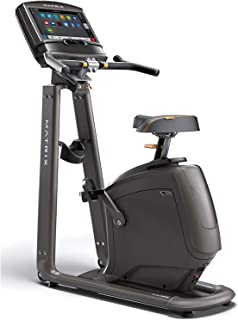 """Matrix Upright Bike U50xir with 16"""" class HD touchscreen"""