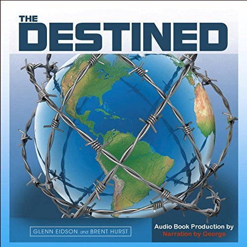 The Destined audiobook cover art