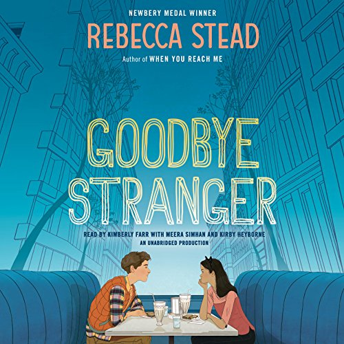 Goodbye Stranger audiobook cover art