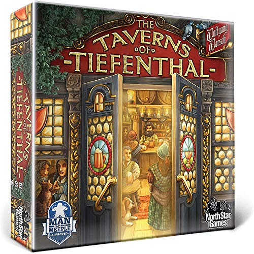The Taverns of Tiefenthal Board Game - $31.99 w/ Clipped Coupon @ Amazon