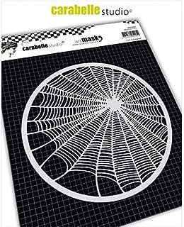 10,8 x 14,6 x 0,11 cm Plantilla Texto Grunge Carabelle Studio Embossing Folder Carpeta De Estampaci/ón