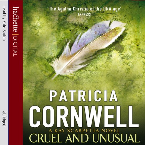 Cruel and Unusual audiobook cover art