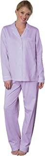 Pajama Set for Women - Cotton Jersey Pajamas Women