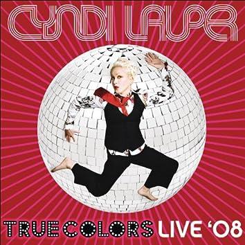 True Colors Live 2008