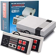 $31 » Sponsored Ad - Classic NES Retro Console, 8-bit AV Output Mini Video Game Console Built-in 620 Games with 2 Classic Contro...