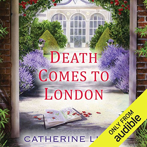 Death Comes to London audiobook cover art