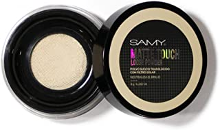 SAMY Matte Touch Loose Powder