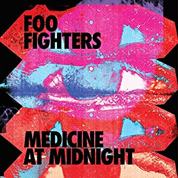 Medicine at Midnight Foo Fighters Black Vinyl
