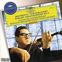 Beethoven, Mozart: Violin Concertos / Schneiderhan, Jochum by SCHNEIDERHAN / BERLIN PHIL ORCH / JOCHUM (1996-02-13)