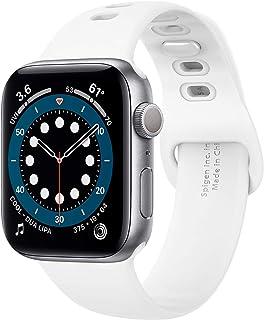 Spigen  062MP25402, Air Fit Pasek do Zegarka Apple Watch, 42/44 mm, Biały