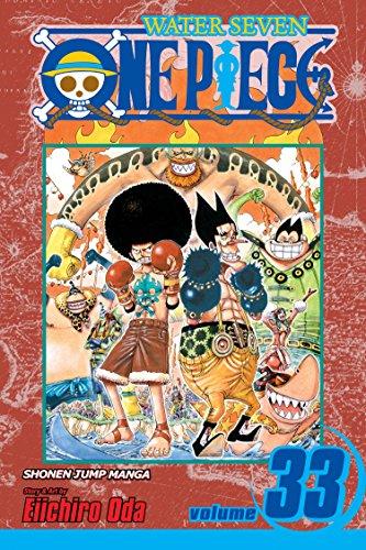 One Piece Volume 33