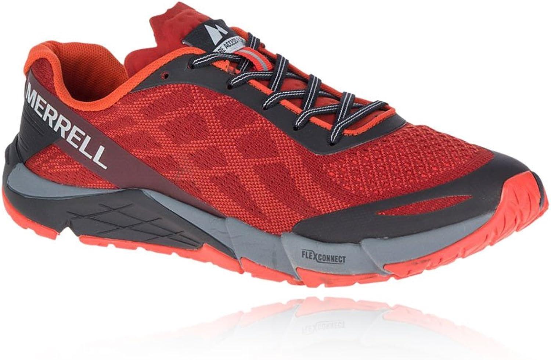MERRELL Mens shoes - BARE ACCESS FLEX E-MESH - spicy orange