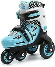 ONEKE Roller Skates for Kids Boys Girls Adjustable Rollerblades Outdoor Skating Shoes for Beginners Advanced Safe and Durable Rollerblades