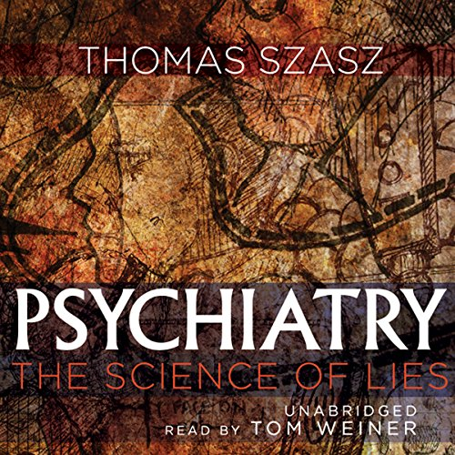 Psychiatry audiobook cover art