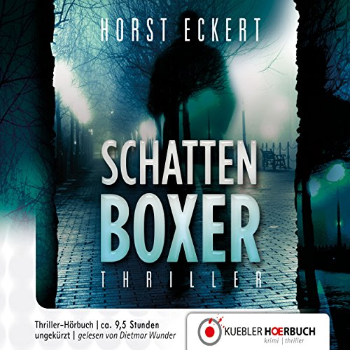 Schattenboxer audiobook cover art