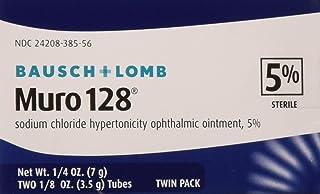MURO 128 5 Percent 0.0 TWIN PACK 2X1/8 OZ