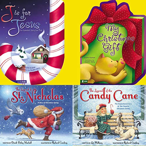 Children's Christmas Collection 1 Audiobook By Crystal Bowman, Dandi Daley Mackall, Lori Walburg cover art